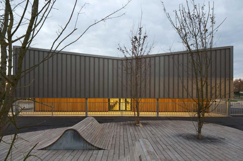 maître d'ouvrage : Conseil Général des Ardennes - surface : 8 424 m2 - coût des travaux : 14 316 222 € HT