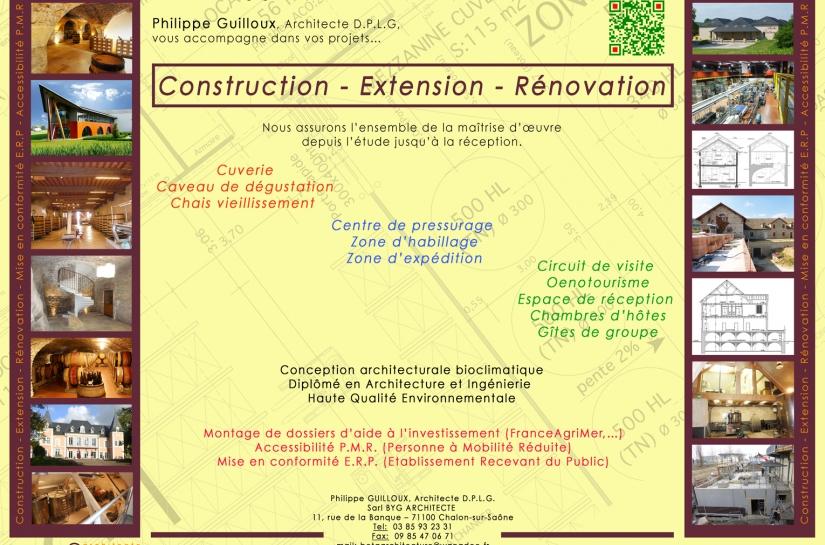 Conception architecturale bioclimatique - Diplômé en Architecture et Ingénierie - Haute Qualité Environnementale