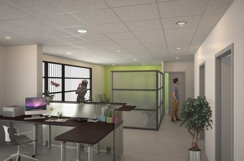 Surface de plancher : 158 m² - Montant des travaux : 141 000 € HT