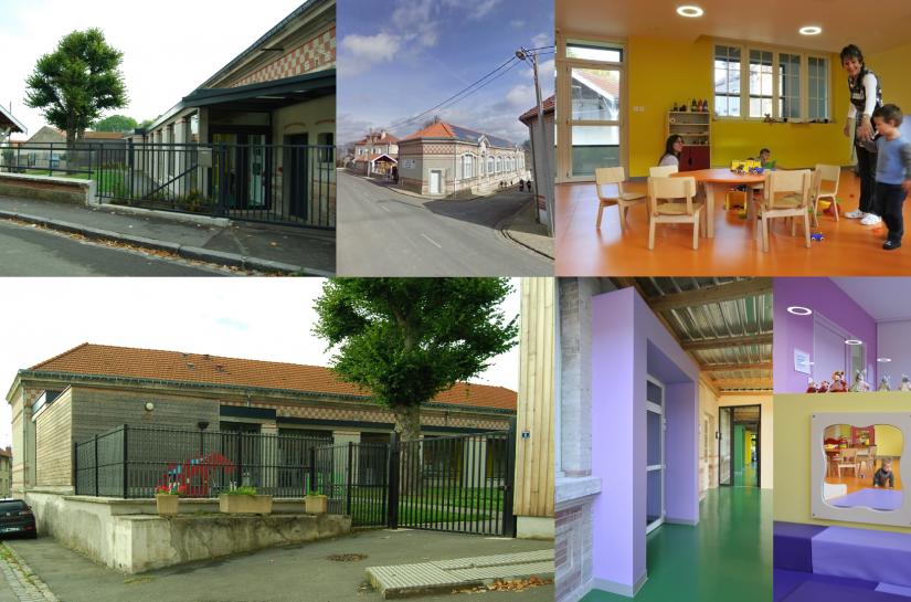 Surface de plancher : 435 m² - Montant des travaux : 508 483 € HT
