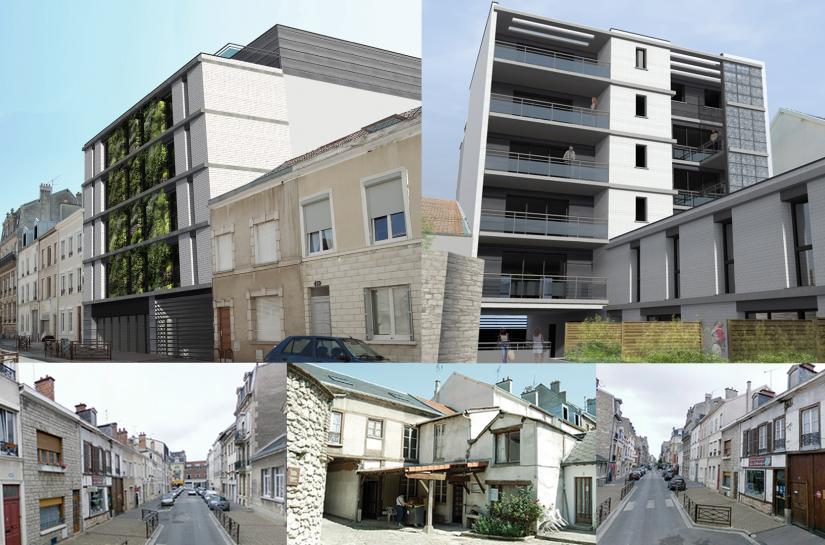 Surface de plancher : 1 450 m² - Montant des travaux : 2 204 000 € HT