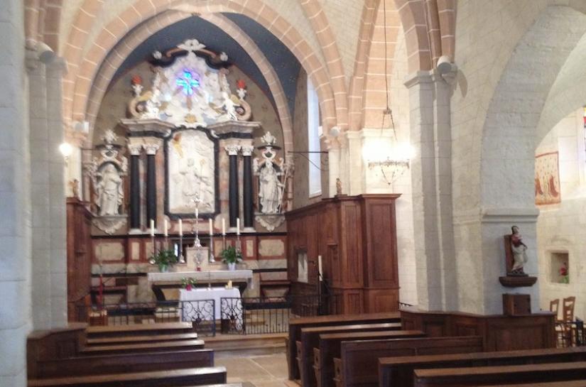 Restauration complète de l'église MH