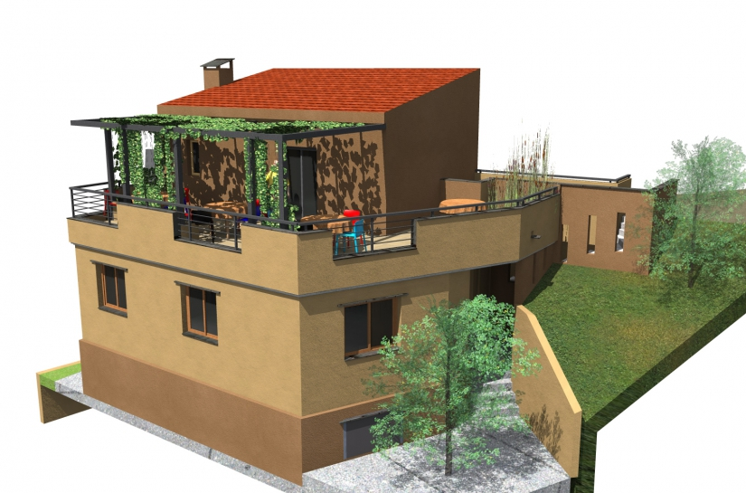 Projet d'extension du foyer rural