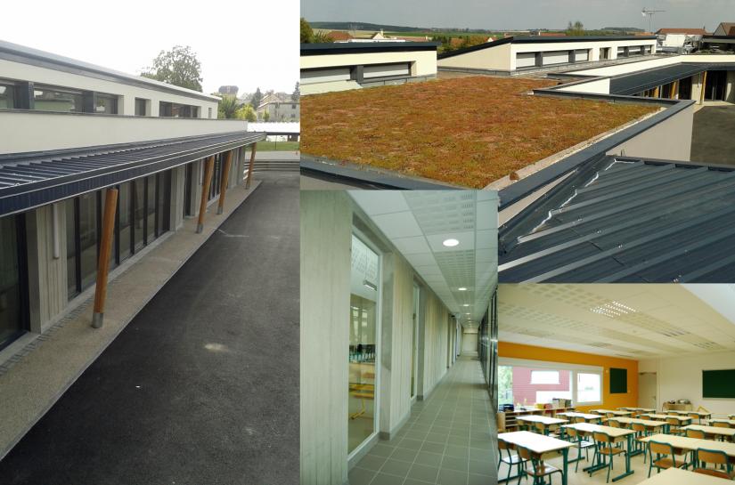 Surface :  1 276 m² - Montant des travaux : 2 122 000 € HT