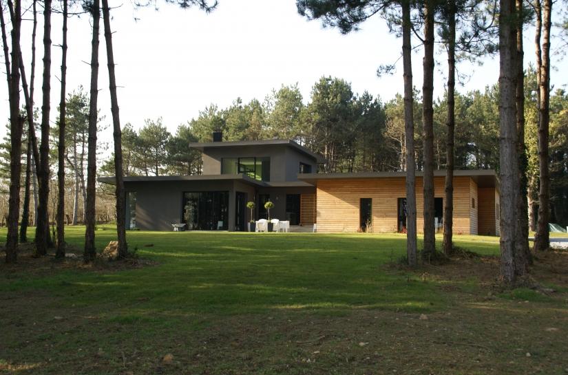 Maison individuelle - Le Men Architecte