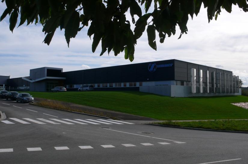 SHON : 2 900 m2 - Coût travaux : 2 974 000 € HT