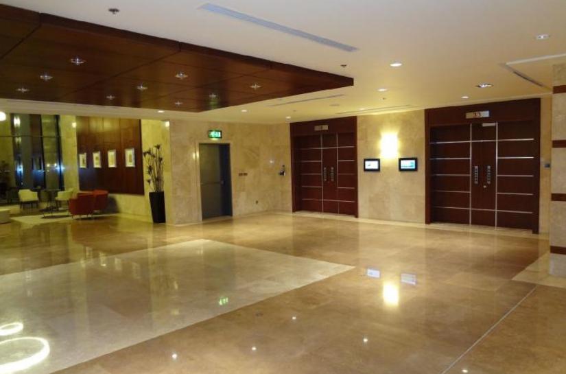 Accueil - Main lobby