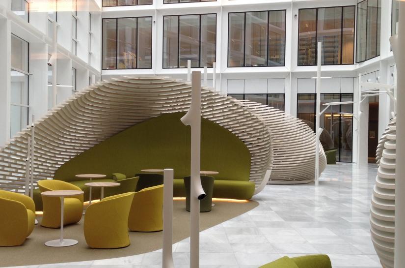 E-Lounge du #cloud.paris par SLA Architecture