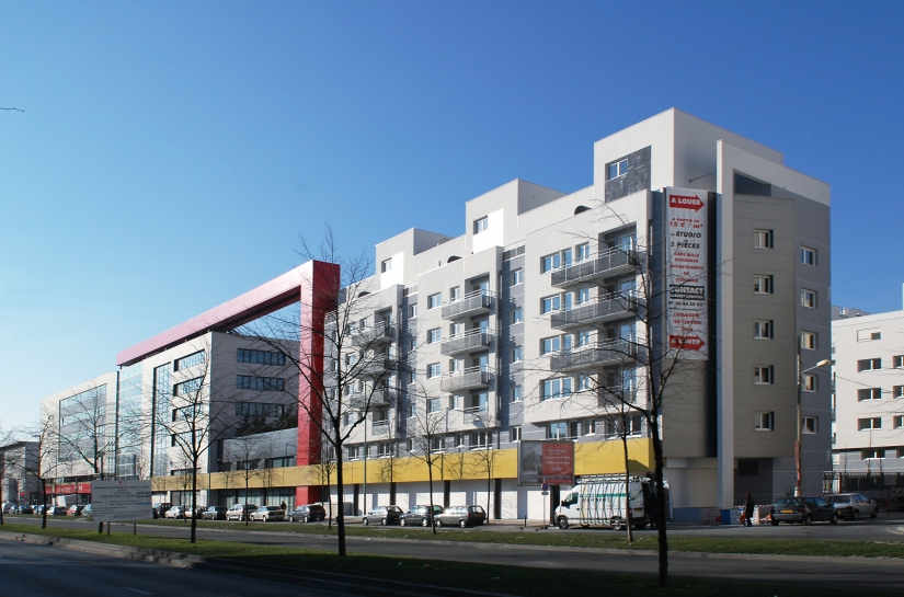 69 logements à Vitry-sur-Seine