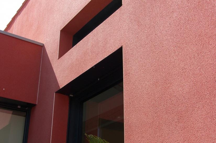 Maison patio Benjamin Ballay Architecte