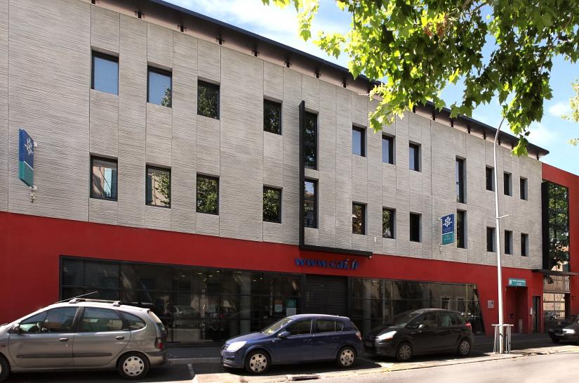 Leonard Architecture CAF Narbonne