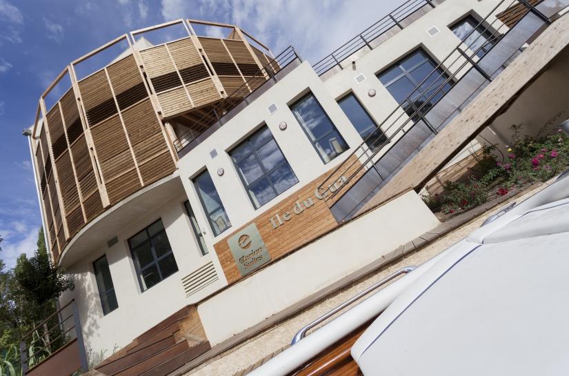 Leonard Architecture Clarion Suite Ile du Gua