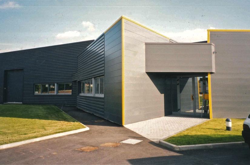 Façade Nord (08/1996)