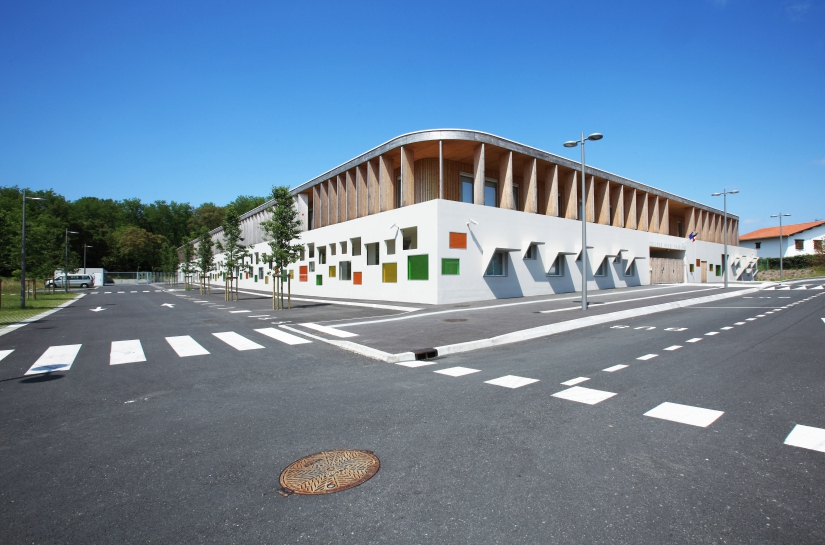 collège boucau / alc architectes
