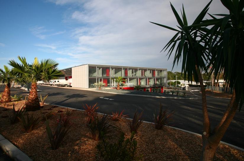 Centre Technique Municipal / ALC architectes