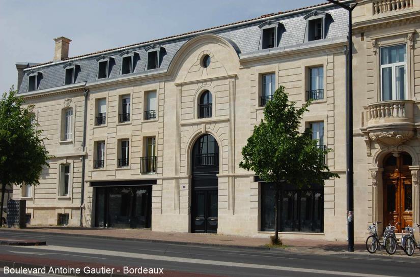 Les Villas d'Ornano, Bordeaux, Agencéa architectes