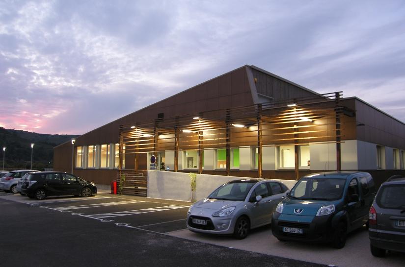 Maison paramédicale de Sarras Benjamin Ballay Architecte