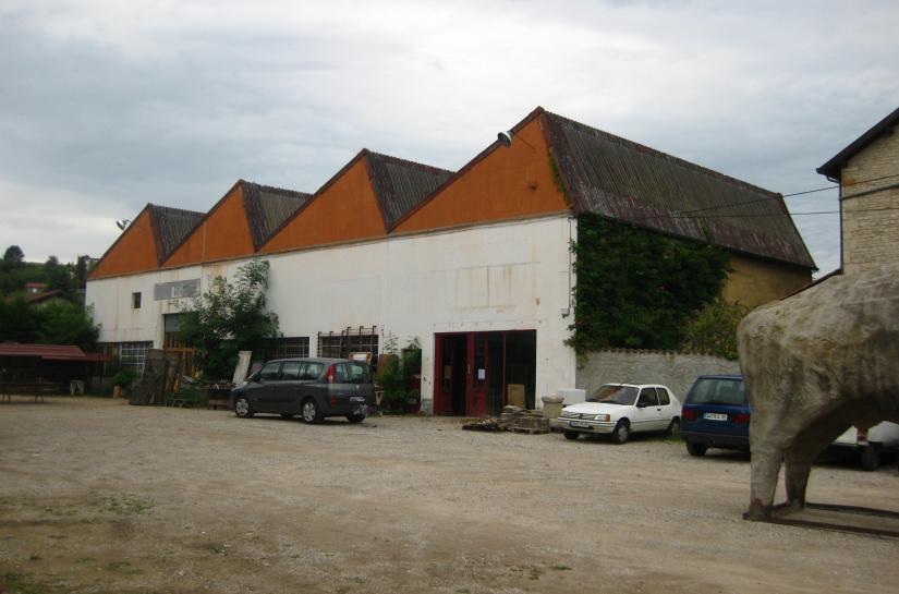 avant - usine