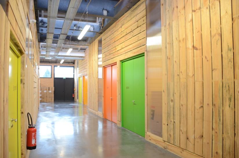 Espaces ateliers