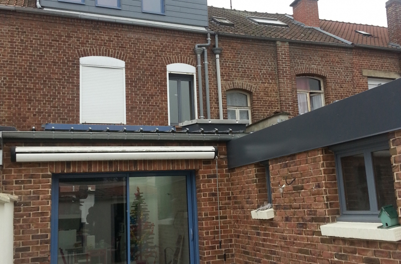 Rénovation énergétique à Valenciennes
