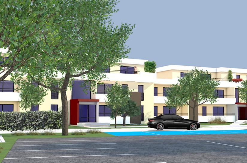 Rémy DELALOY architecte 13007 marseille / logement collectif sociaux / programme immobilier neuf / alpes de haute provence / architecte marseille /  construction neuve / architecte