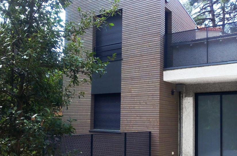 SL20 ARCHITECTURE - Extension rue des Goélands - Saint-Brévin-les-Pins - extérieur vue 1