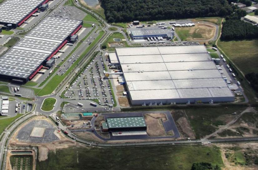 Amazon Saran Logistique