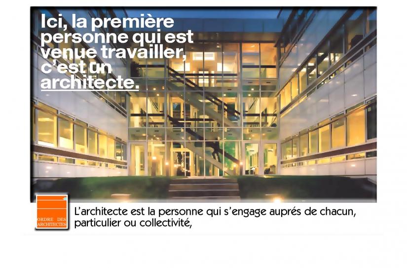 CARTE DE COMMUNICATION DE L'ORDRE - BUREAUX.