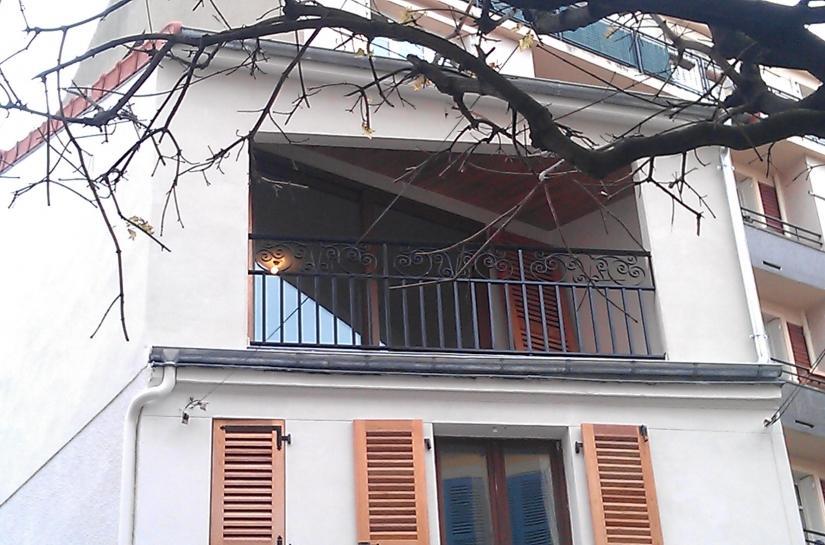 Surélévation d'une Maison - Michèle AGBOTON Architecte DPLG