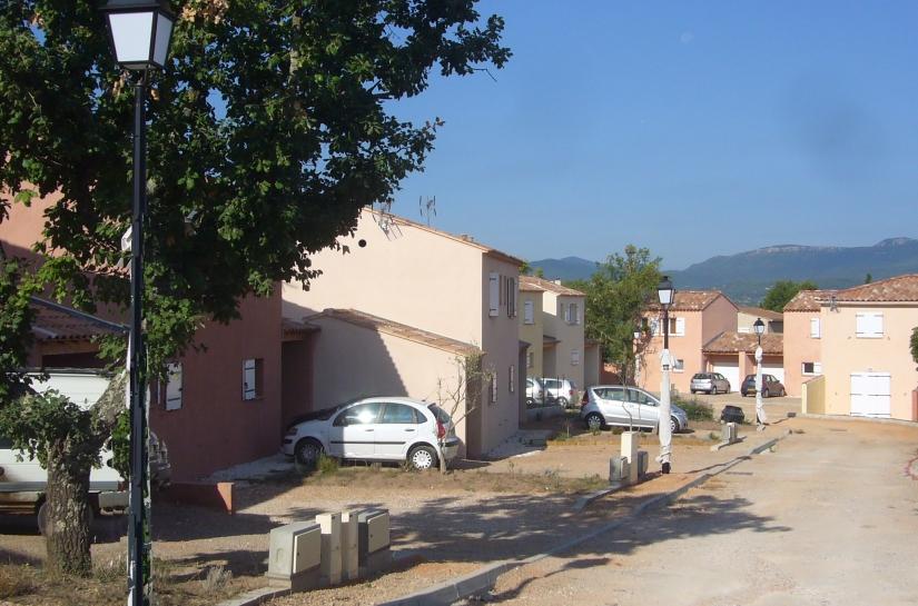 urbanisme, aménagement de lotissement, villas neuves promotion