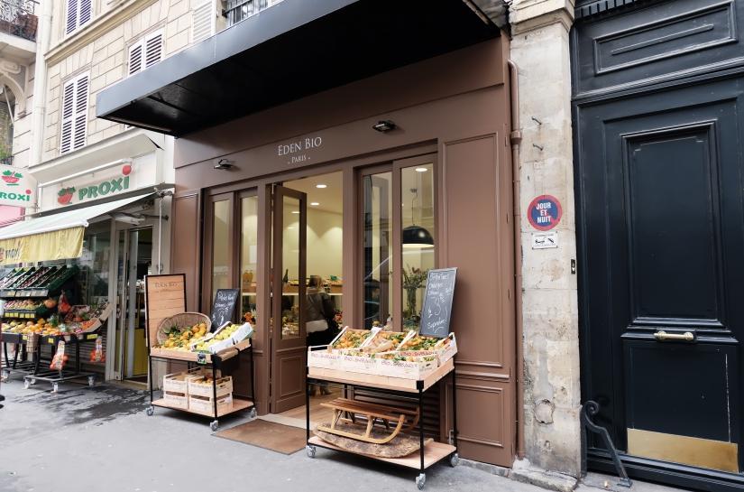 Rénovation EDEN BIO PARIS