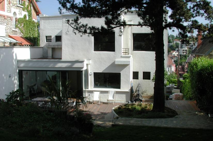 Maison Pol Abraham extension