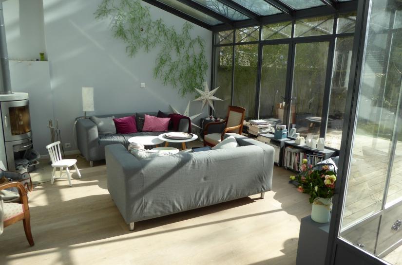 Vue de la veranda