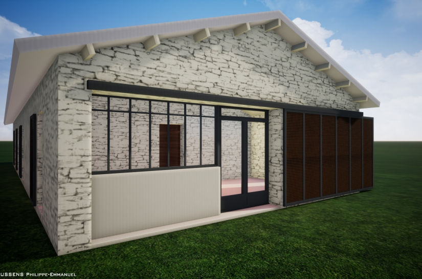 Agence d'architecture Boussens Philippe-Emmanuel