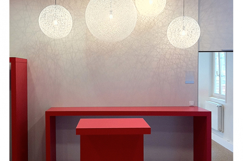 Croix Rouge Française. image © Françoise Bousquet architecte.