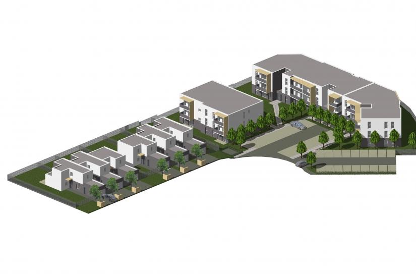 Logements sociaux Benjamin Fedeli Architecte