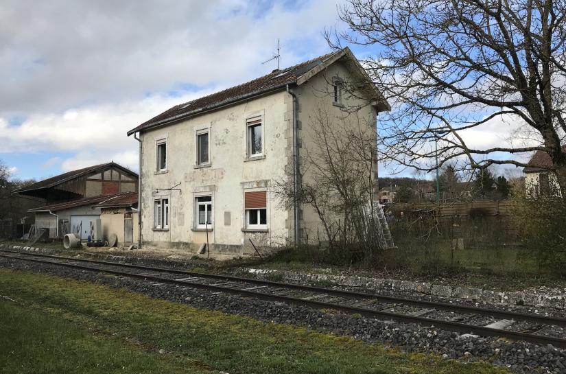 Extension maison habitation Demange-aux-Eaux Benjamin Fedeli Architecte