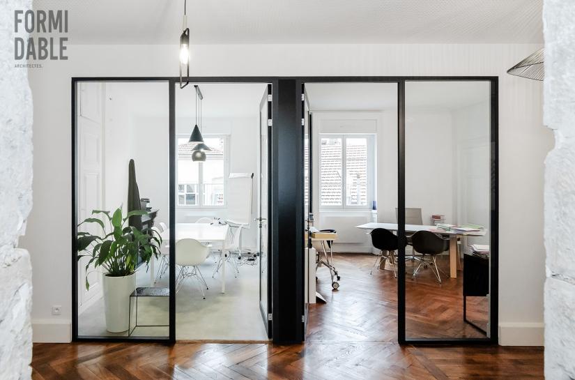 aménagement de bureaux d'avocat à Lyon