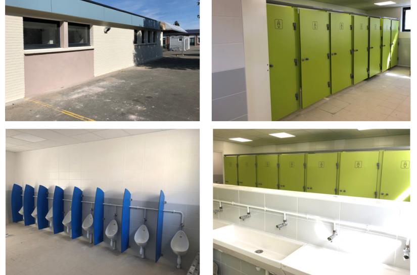 Etat futur rénovation sanitaire adapté PMR