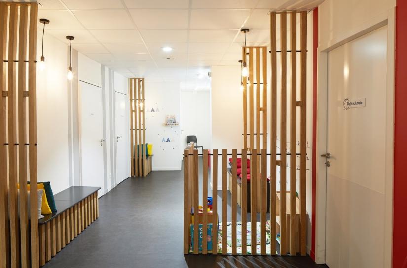 Aménagement d'un local en cabinets médicaux et paramédicaux - Rouen (76)