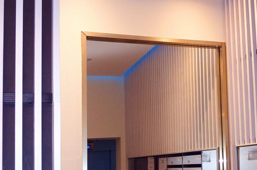 gorge lumieuse-eclairage LED