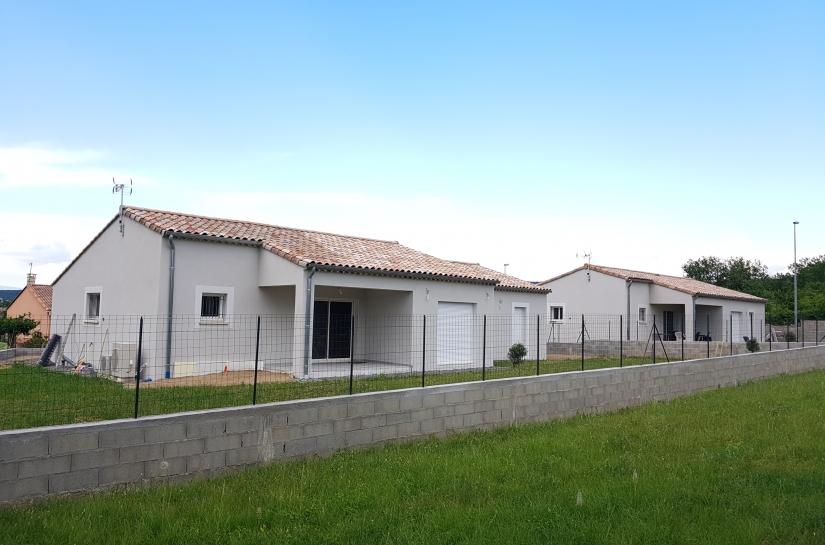 2 Maisons Locatives à PRADONS 07