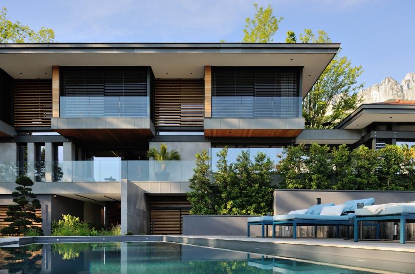 Villa Akila  - ARCHIDOMO (tous droits réservés)