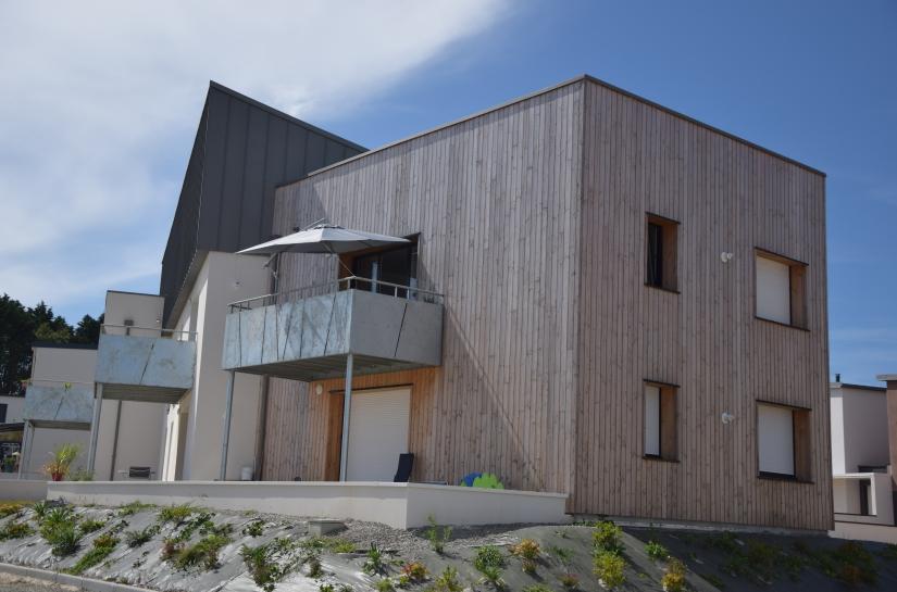 immeuble de 6 logements collectifs