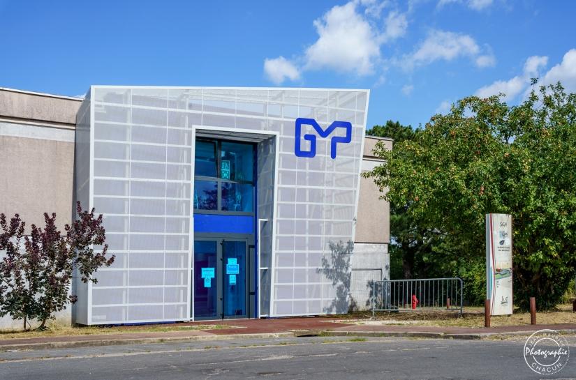 JRA Justine Reverchon Architecte - Mise aux normes du bâtiment 8 de l'IUT de Bordeaux, par création d'une extension.