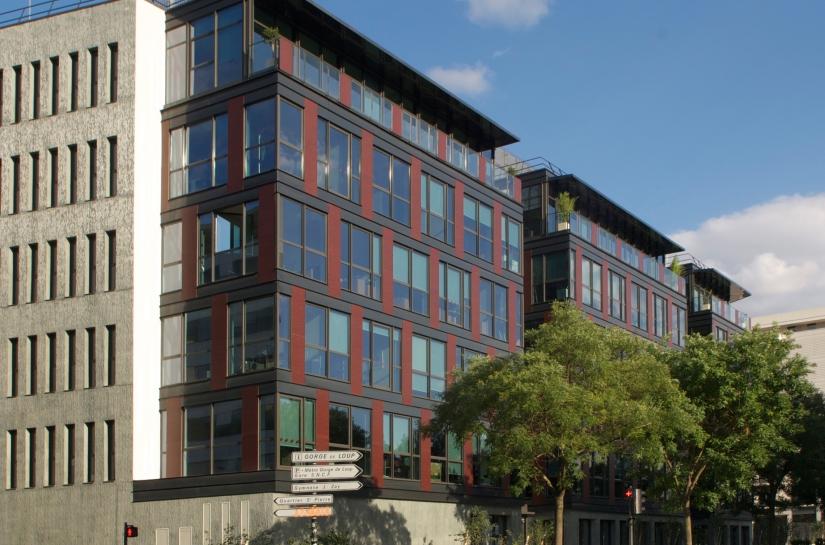 Immeuble de bureaux Le Murano