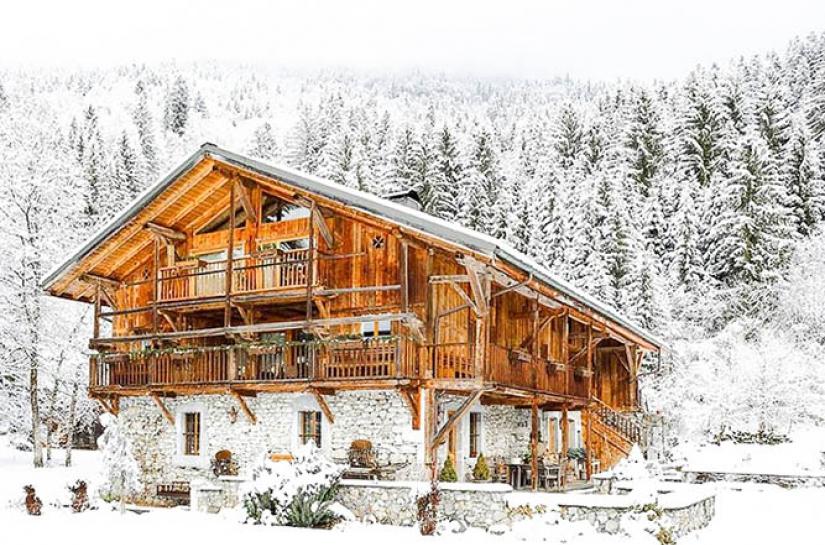 Chalet Samoens Haute-Savoie