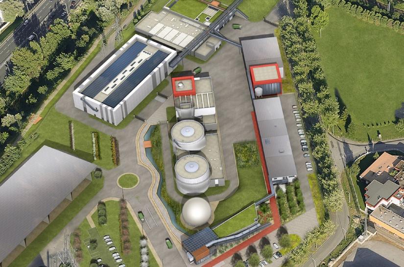 Unité de valorisation energetique - Chambéry