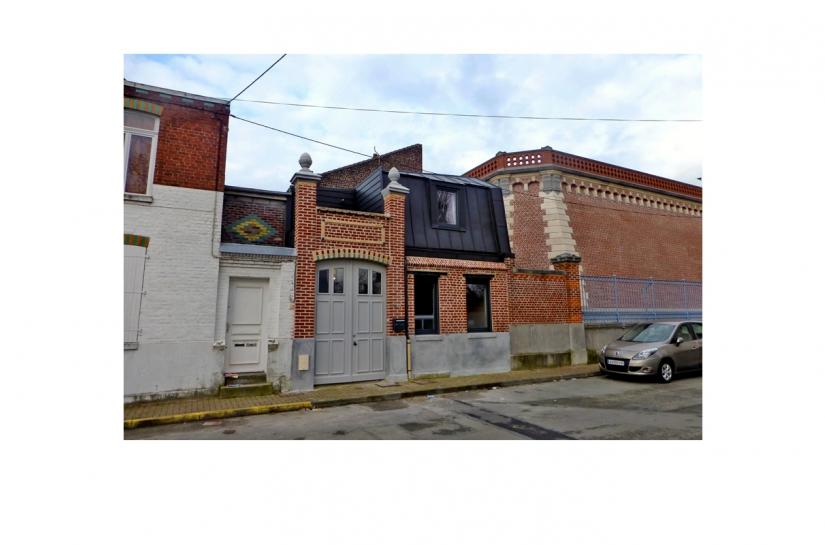 Rénovation d'une maison de ville - travaux d'aménagement intérieur et extérieur
