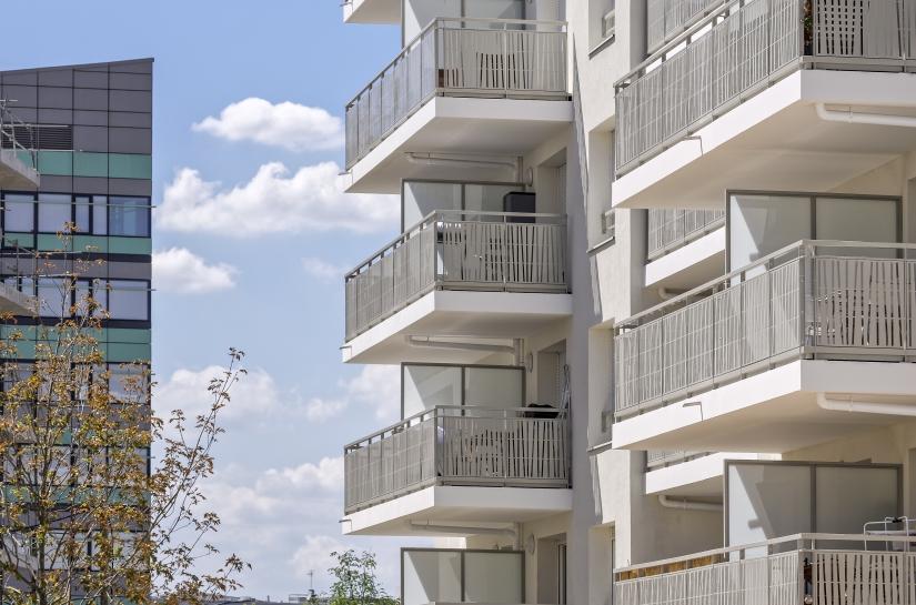 Le Majorelle - 59 logements - Vaulx-En-Velin